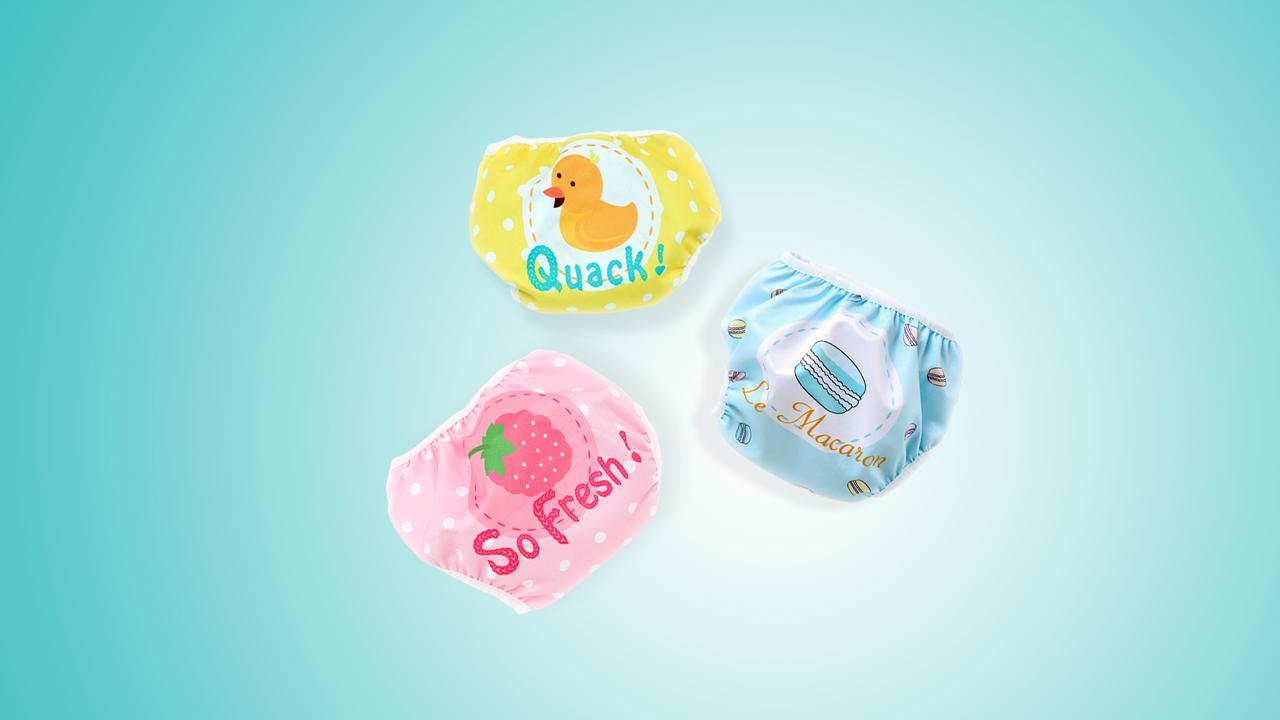 Swim diaper new